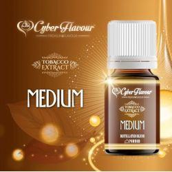 Medium di Cyber Flavour Linea Tobacco Extract Organico Microfiltrato Aroma 12 ml