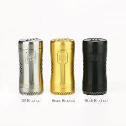 Kirin Tubo Mofest di Kizoku Box Mod compatibile con atomizzatori da 22 mm