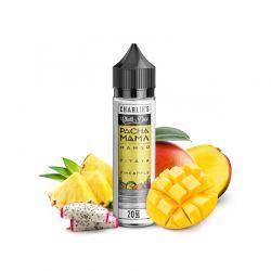 Mango Pitaya Pineapple Pacha Mama Aroma 20 ml Shot Series di Charlie's Chalk Dust Liquidi scomposti