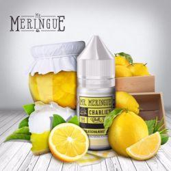 Mr Meringue Aroma Concentrato di Charlie's Chalk Dust Liquido da 30 ml Cremoso al Limone