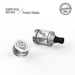 Purity Plus MTL RTA Atomizzatore di Ambition Mods Rigenerabile e con capacità liquido 3,5 ml