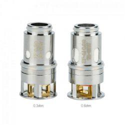 EF Resistenze Eleaf per Tank Pesso Head Coil da 0.3 e 0.6 ohm per svapo DL - 3 Pezzi