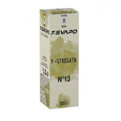 P-Stregata N°13 T-Svapo by T-Star Liquido Pronto da 10 ml