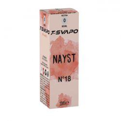 Nayst N°18 T-Svapo by T-Star Liquido Pronto da 10 ml