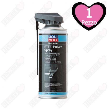 Spray polvere PTFE Liqui Moly 7384