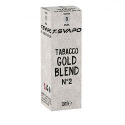 Tabacco Gold Blend N°2 T-Svapo by T-Star Liquido Pronto da 10 ml