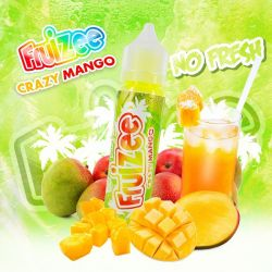 Crazy Mango Mandarin Liquido Scomposto Eliquid France Linea Fruizee No Fresh da 20ml Aroma