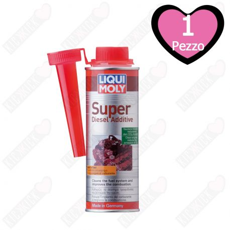 Super Diesel Additive - Liqui Moly 1806