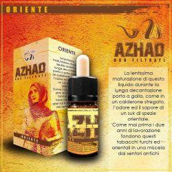 Oriente Liquido Concentrato di Azhad's Elixirs Linea Non Filtrati da 10 ml Aroma Tabaccoso