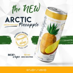 Artic Pineapple Liquido Scomposto Enjoy Svapo Aroma Mix & Vape 50 ml Ananas e Mango