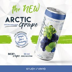 Arctic Grape Aroma Scomposto Enjoy Svapo 50ml