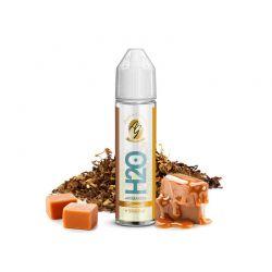 H2O Caramello Liquido 20 ml Scomposto Organico Angolo della Guancia Aroma