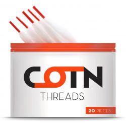 Cotone Organico con Stoppino di COTN Cotone 100% Organico