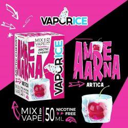 Amarena Artica Liquido Scomposto Vaporart Linea Vaporice Aroma Mix & Vape 50 ml