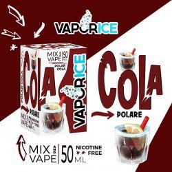 Cola Polare Liquido Scomposto Vaporart Linea Vaporice Aroma Mix & Vape 50 ml