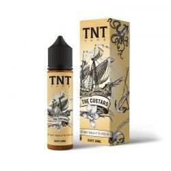 The Custard Liquido Scomposto TNT Vape Aroma da 20 ml