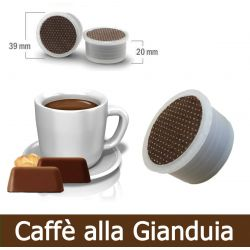 10 Capsule Caffè Gianduia Compatibili Lavazza Espresso Point