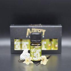 Custard Glamour Liquido Concentrato Next Flavour by Svaponext da 10 ml