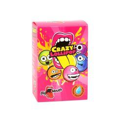 Crazy Lollipop BigMouth Aroma Concentrato da 10ml per Sigarette Elettroniche