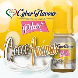 Cocco Ananas Plus Cyber Flavour Aroma Concentrato 10ml