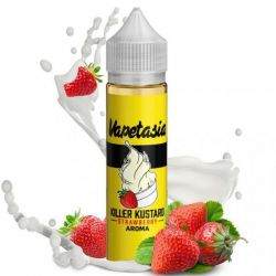 Killer Kustard Strawberry Liquido Scomposto Vapetasia da 20 ml