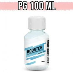 Base Neutra 100ml Booster 100% PG - Glicole Propilenico