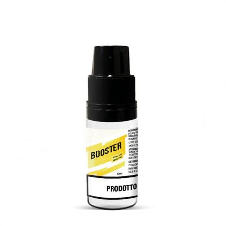 Nicotina in Base Neutra 70VG / 30PG 10 ml Booster