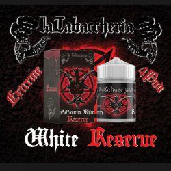 White Baffometto Reserve Liquido La Tabaccheria Evolution Linea Extreme 4 Pod Aroma 20 ml