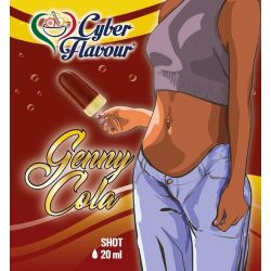 Genny Cola Aroma Cyber Flavour Liquido Scomposto da 20ml