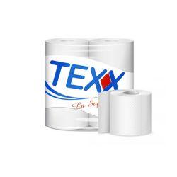 Rotoli Carta Igienica Texx La Sofficell - 4 Rotoli