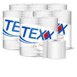 Rotoli Carta Igienica Texx La Sofficell - 40 Rotoli