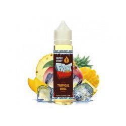 Tropical Chill Liquido Mix&Vape Pulp - Super Frost and Furious 50 ml
