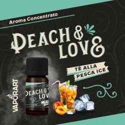 Peach & Love Liquido Concentrato VaporArt da 10 ml Aroma