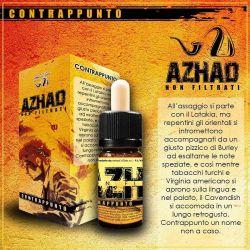 Contrappunto Liquido Concentrato di Azhad's Elixirs Linea Non Filtrati da 10 ml Aroma Tabaccoso