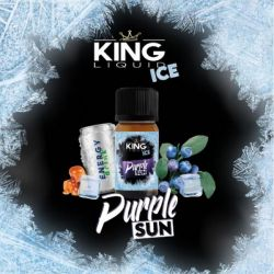 Purple Sun Aroma Concentrato King Liquid ICE da 10 ml