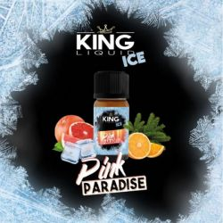 Pink Paradise Aroma Concentrato King Liquid ICE da 10 ml