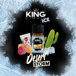 Desert Storm Aroma Concentrato King Liquid ICE da 10 ml