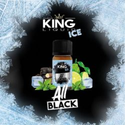 All Black Aroma Concentrato King Liquid ICE da 10 ml