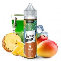 Breezy 4 Summer Liquido Scomposto Shot Series Suprem-e Aroma da 20ml