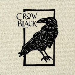 Crow Black Liquido Scomposto Shot Series The Druid's Brew Aroma da 20ml