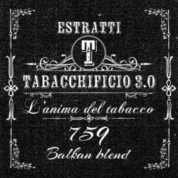 759 Aroma Concentrato Estratti Tabacchificio 3.0 20 ml
