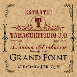 Grand Point Aroma Concentrato Estratti Tabacchificio 3.0 20 ml