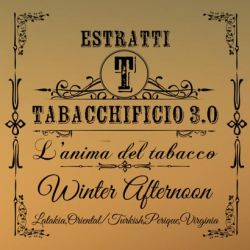 Winter Afternoon Aroma Concentrato Estratti Tabacchificio 3.0 20 ml