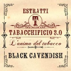 Black Cavendish Aroma Concentrato Estratti Tabacchificio 3.0 20 ml