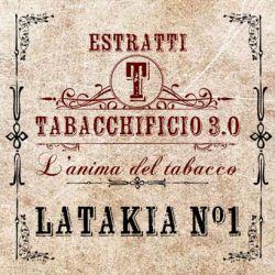 Latakia 1 Aroma Concentrato Estratti Tabacchificio 3.0 20 ml