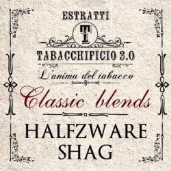 Halfzware Shag Aroma Concentrato Estratti Tabacchificio 3.0 20 ml