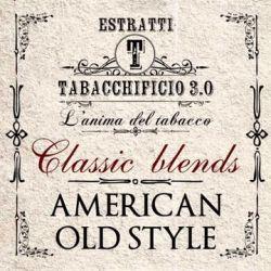American Old Style Aroma Concentrato Estratti Tabacchificio 3.0 20 ml