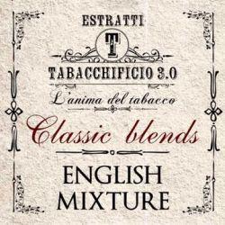 English Mixture Aroma Concentrato Estratti Tabacchificio 3.0 20 ml