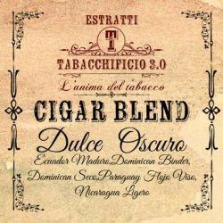 Dulce Oscuro Aroma Concentrato Estratti Tabacchificio 3.0 20 ml