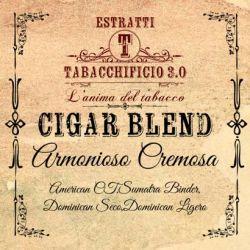 Armoniosa Cremosa Aroma Concentrato Estratti Tabacchificio 3.0 20 ml